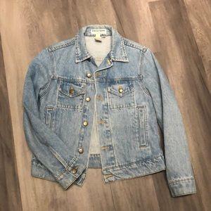 American Apparel Light/Medium Denim Jacket